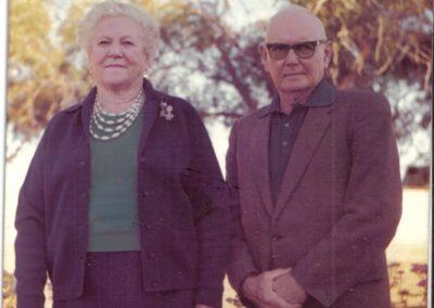 Emmie en Willie Oosthuizen