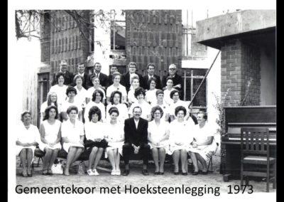 Koor by Hoeksteen